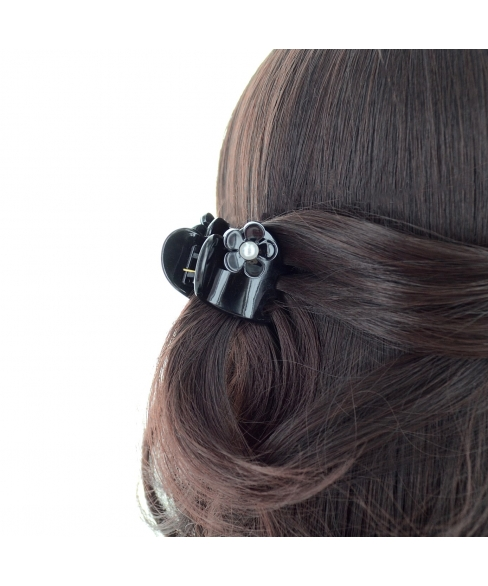 Small Flower Hair Jaw