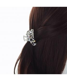 Cubic Zirconia Vine Hair Jaw
