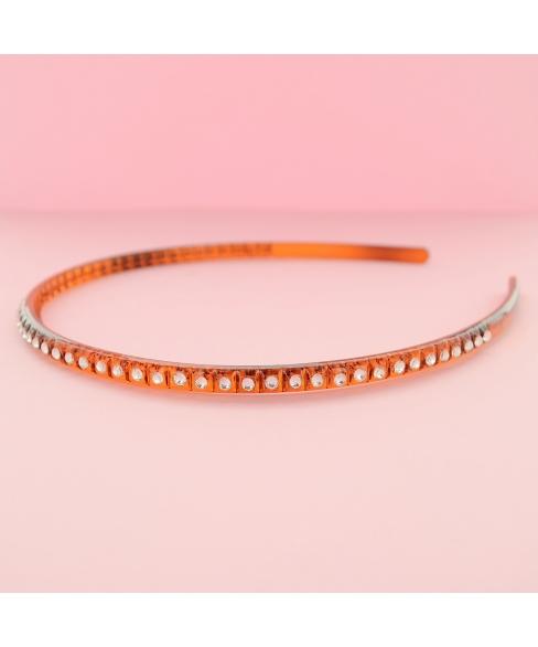 Simple Crystal Headband
