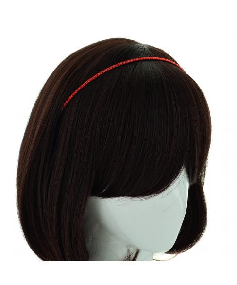Skinny Crystal Headband
