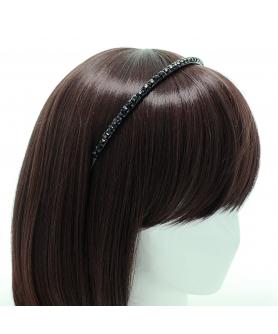 Crystal Non-slip Teeth Headband