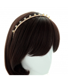 Hand Craft Crystal Headband
