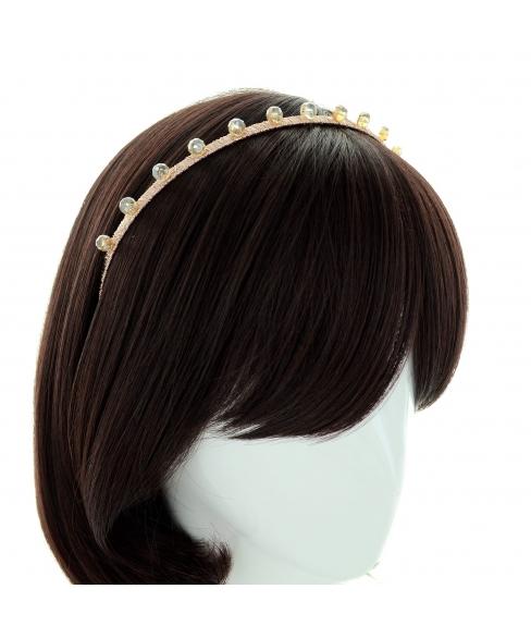 Hand Craft Crystal Headband