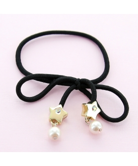 Knotted Womens Hair Ties