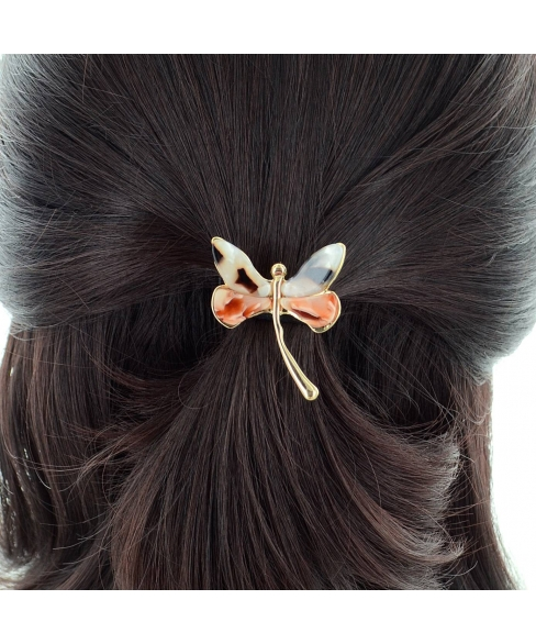 Dragonfly Ponytail Holder