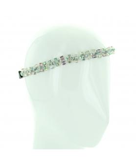 Crystal Stretchy Head Wrap