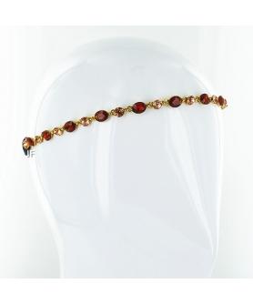Stretch Sparkling Crystal Headwrap