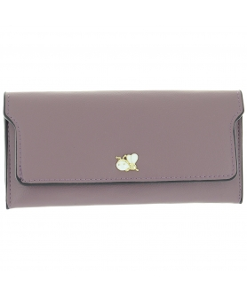 Little Bee Lightweight Faux Leather Wallet