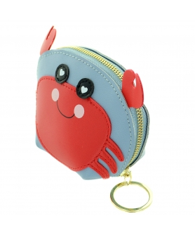 Happy Craby Coin Purse