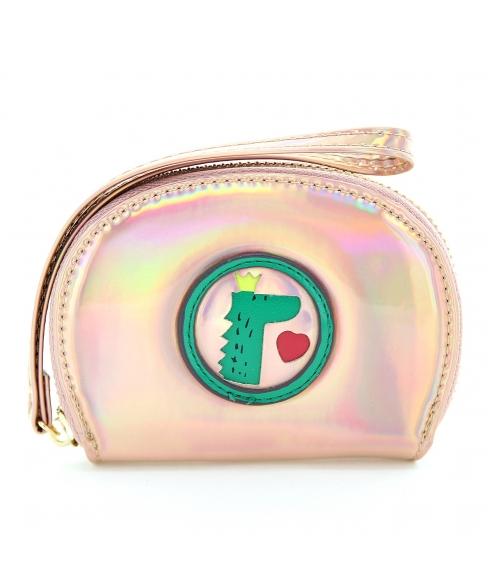 Little Dinosaur Credit Card  Wristlet Wallet