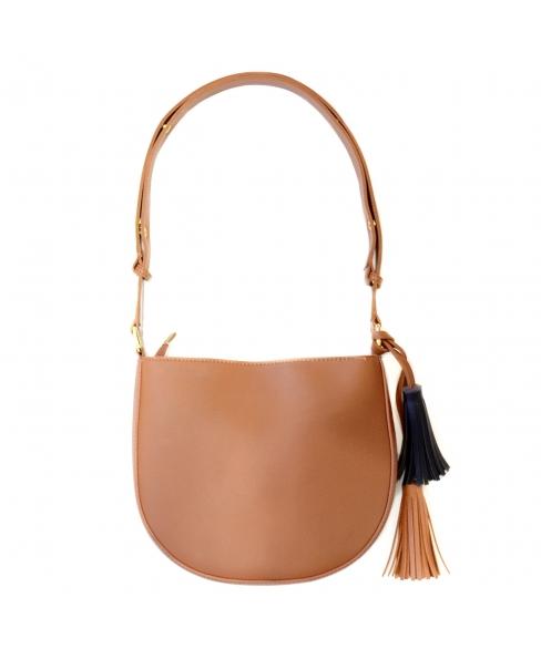 Swingy Tassel shoulder Bag