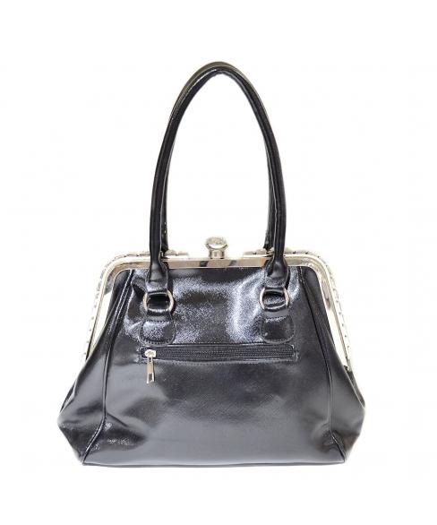 Crytal Deco Shoulder Bag