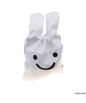 The Face Drawstring Pouch