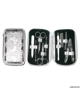 Stainless Steel Personal Manicure Set