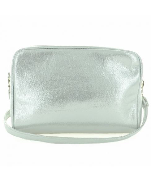 Crystal-Embellished Camera Bag