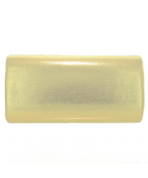 Crystal Foldover Clutch