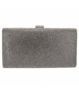 Rhinestone Evening Clutch