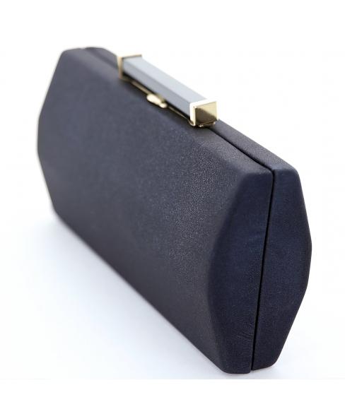 Shimmer Box Clutch